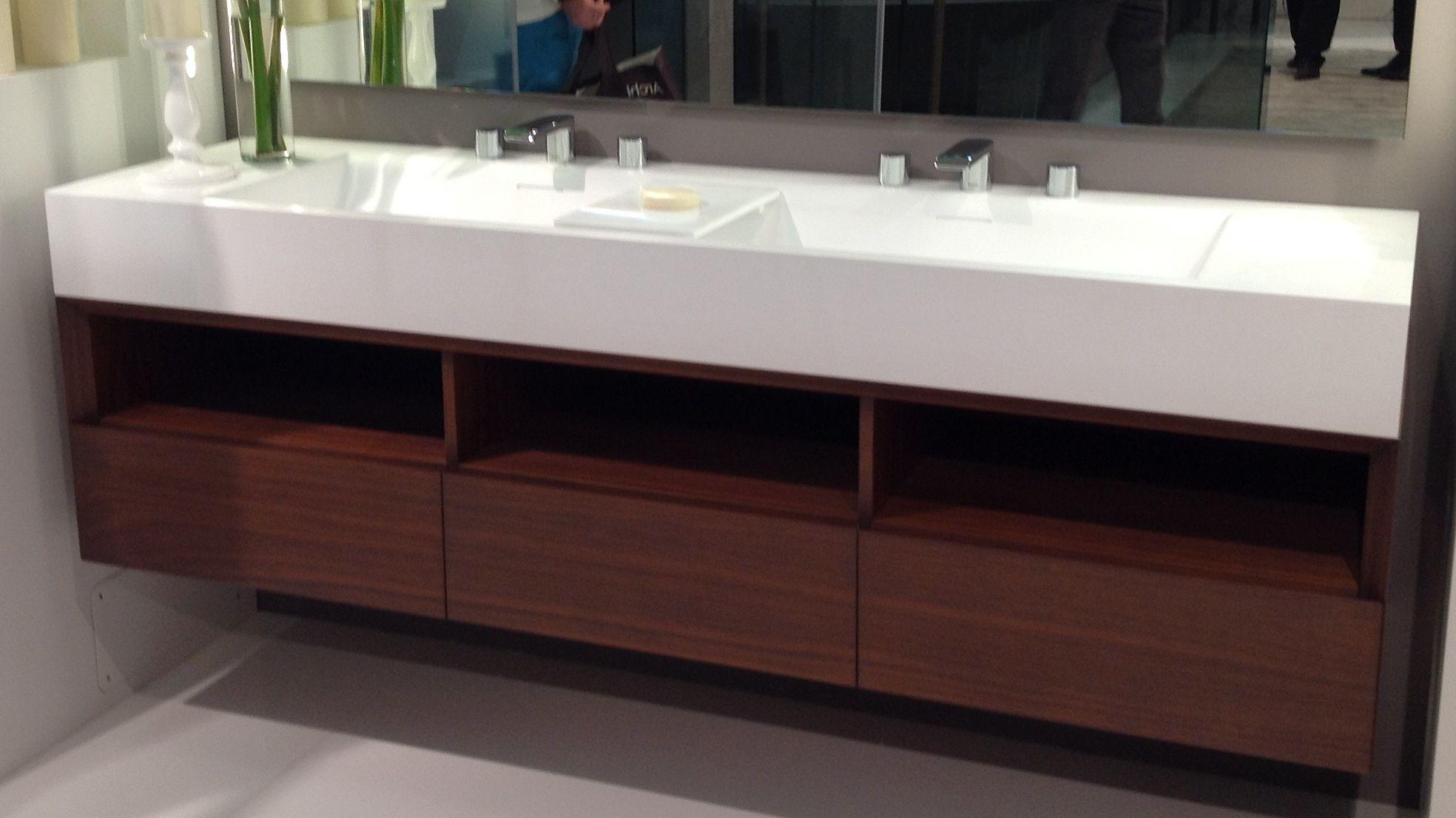 mobile doppio lavabo Doppio lavabo, Arredamento bagno