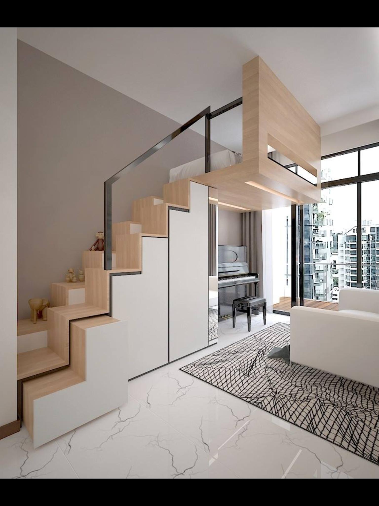 maison du futur interieur. Black Bedroom Furniture Sets. Home Design Ideas