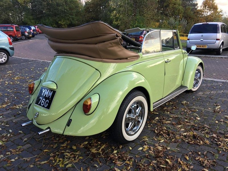 1969 Volkswagen Beetle for Sale Classic Cars for Sale UK