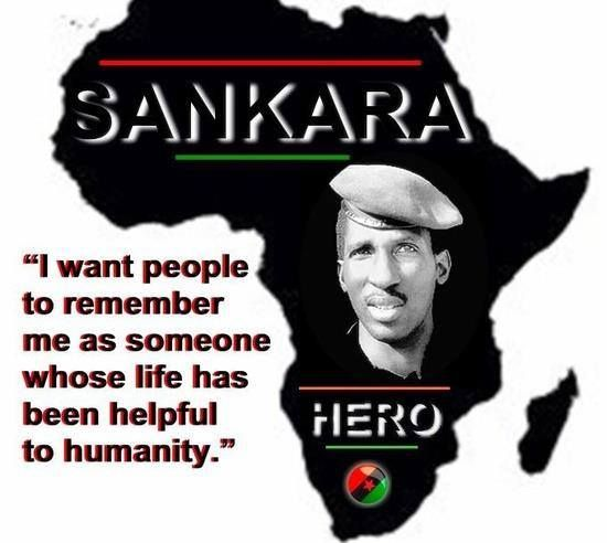 Image result for thomas sankara quotes on soldiers