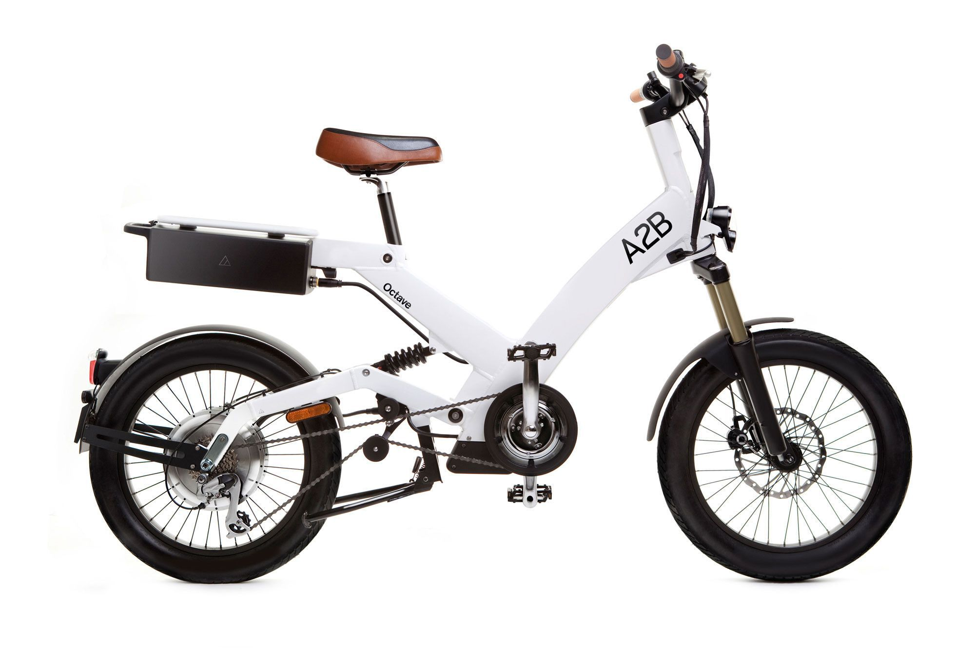 A2b Electric Bike >> The Octave 500w Electric Bicycle By A2b Other Electric