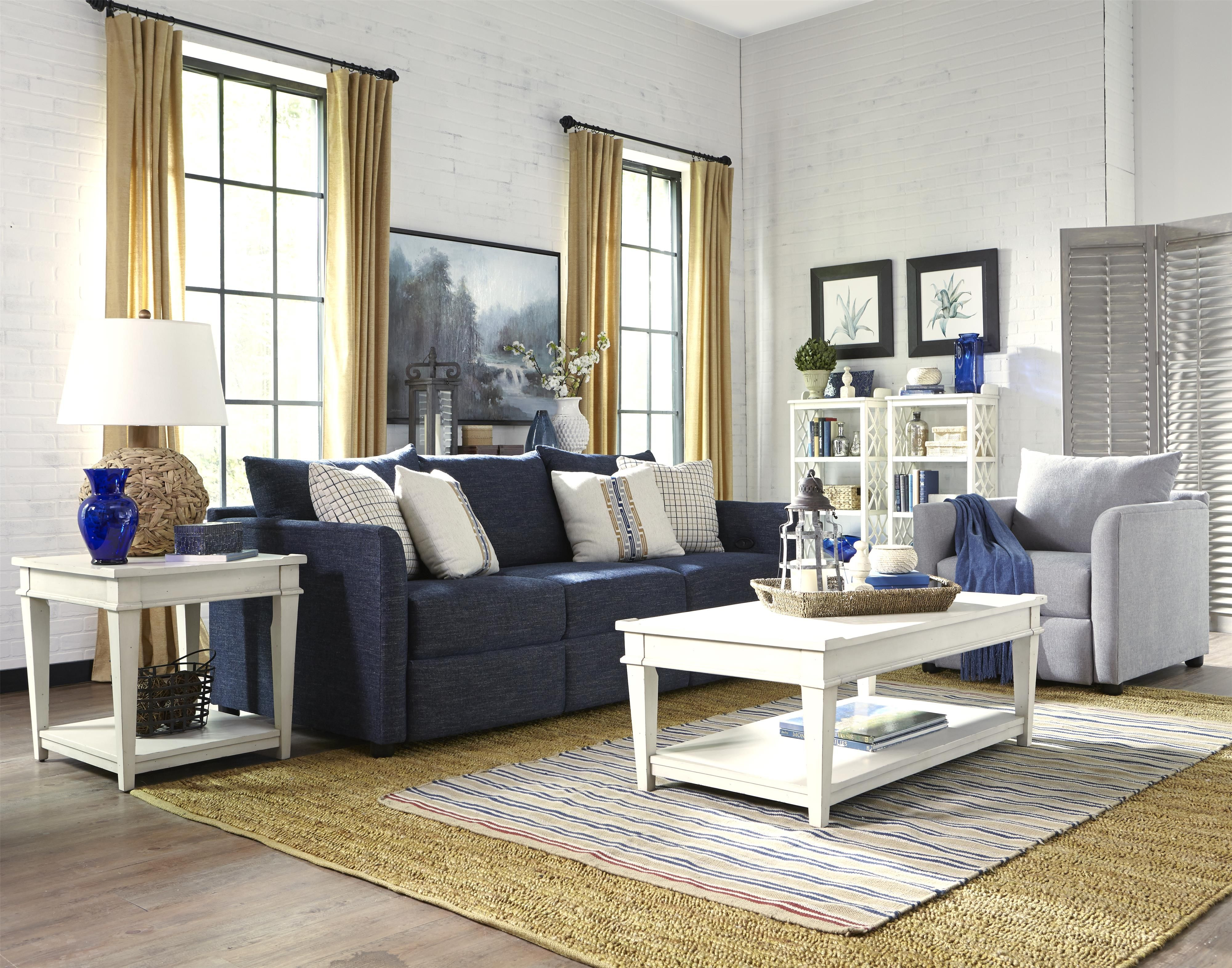 Shop For The Trisha Yearwood Home Collection By Klaussner Atlanta Reclining  Living Room Group At Hudsonu0027s Furniture   Your Tampa, St Petersburg,  Orlando, ...