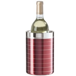 Wine Cooler : Oggi: Steel: Racks, Shelves & Drawer : Storage & Organization: Home & Barware-20