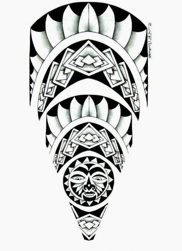 Well-known Resultado de imagem para tattoo maori desenho   Flor   Pinterest  PB38