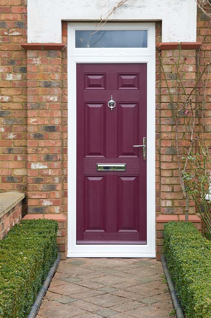 Composite Traditional Front and Back Doors Gallery | Everest & Composite Traditional Front and Back Doors Gallery | Everest | Door ...