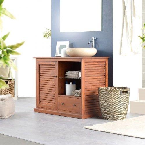 waschbeckenm belst ck aus mahagoni m bel modell loggia solo bad badezimmer badezimmer. Black Bedroom Furniture Sets. Home Design Ideas