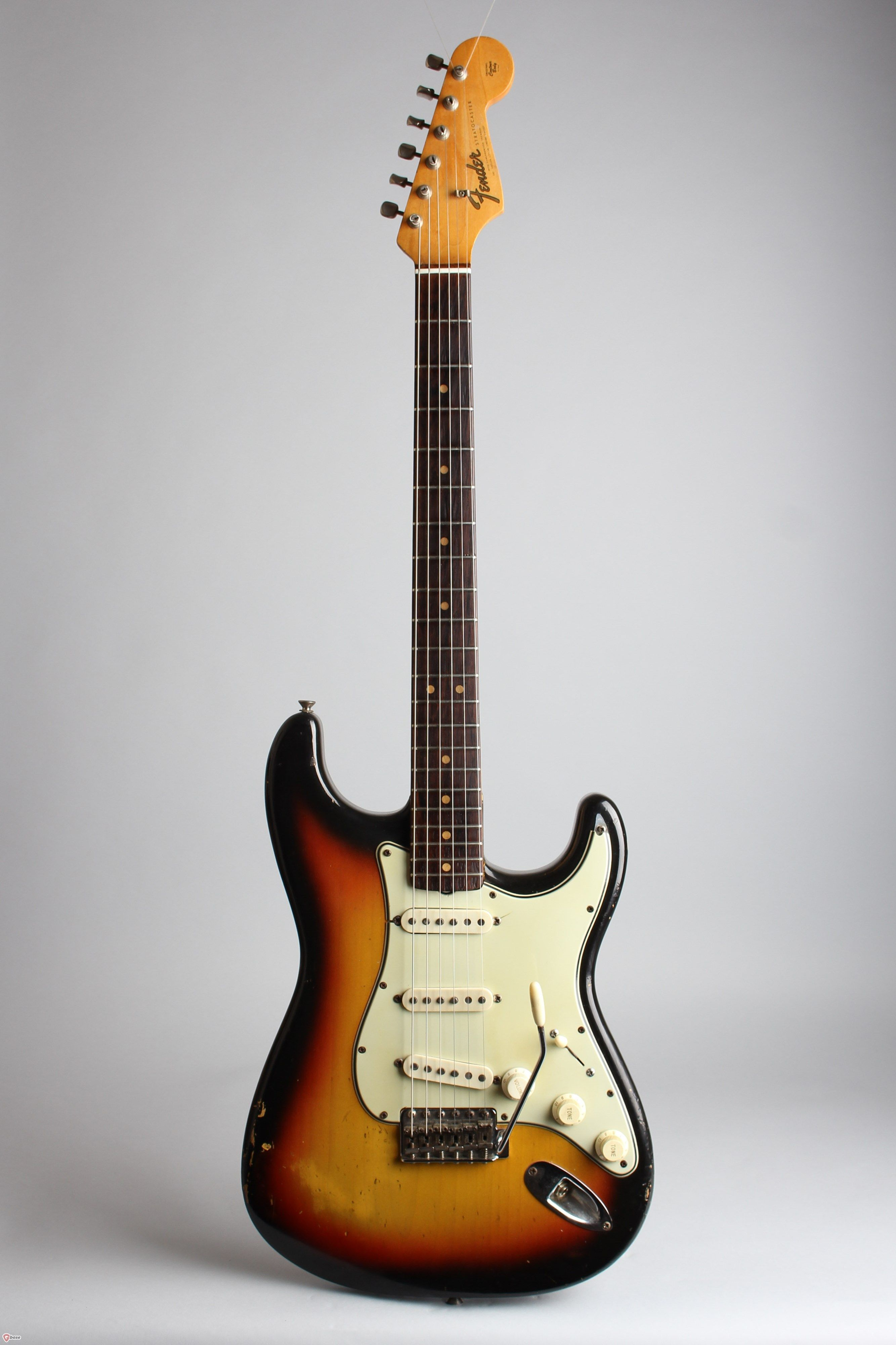 1964 Fender Stratocaster Guitar Vintage Guitars To String A Guitarguitar Technique Electric Acoustic Music Amp Cool