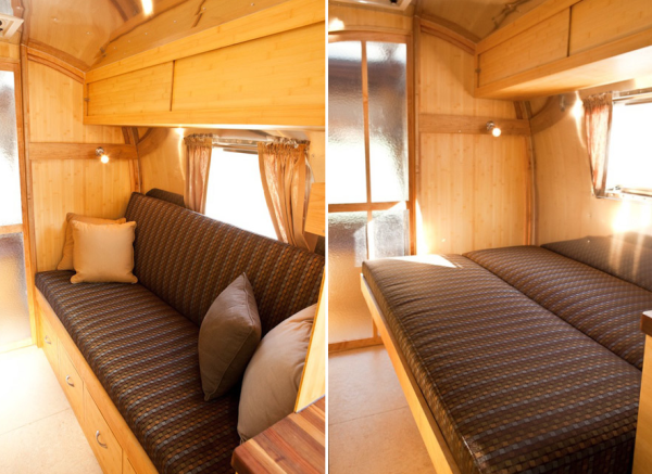 Strange Airstream Couch Runaround Sue Airstream Sofa Bed Tiny Andrewgaddart Wooden Chair Designs For Living Room Andrewgaddartcom