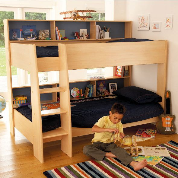 ... Bunk Bed Is Made By Parisot And Is Known Elsewhere By The Name Of Tam  Tam Which Is Available From The Kidu0027s Window And The Bam Bunk Bed At  Furniture 123