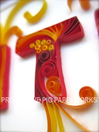 Happy tuesday quilled letter monogram t shades of red and quilling art happy tuesday quilled letter monogram t shades altavistaventures Choice Image