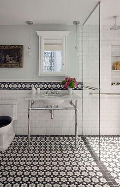 Hexagon Wall Tile Design