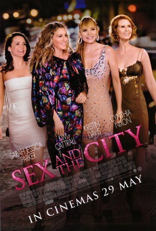 Sex and the city movie cinemas