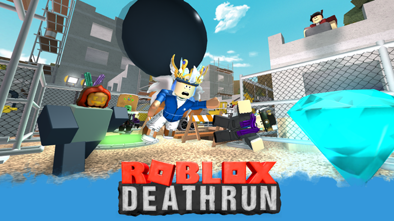 Check Out Roblox Deathrun It S One Of The Millions Of Unique User Generated 3d Experiences Created On Roblox The Buried Roblox Buried Treasure Games To Play