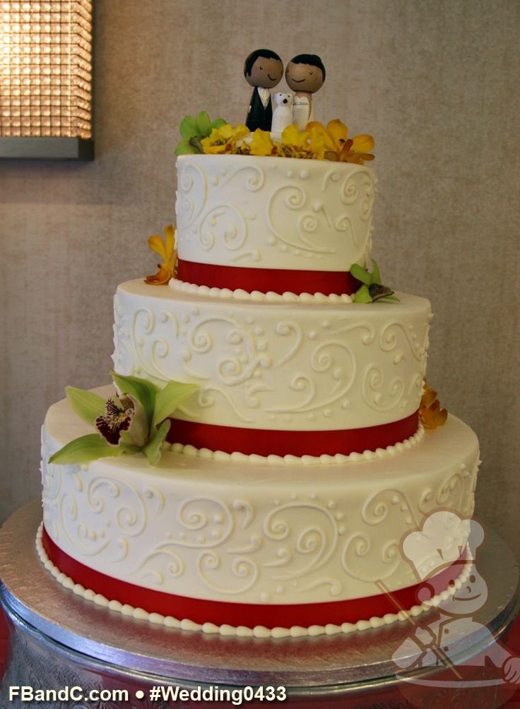 14 10 6 wedding cake design w 0433 butter wedding cake 14 quot 10 quot 6 10040