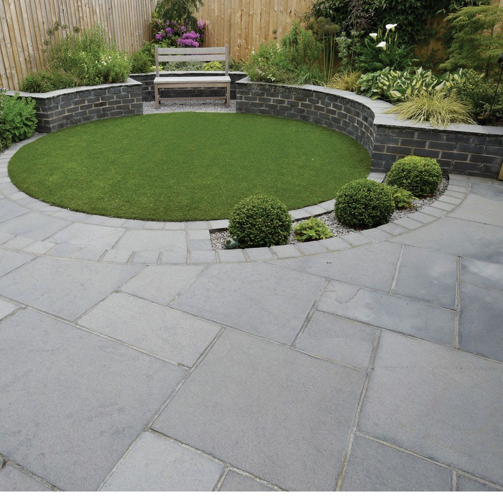 Photo of Traditional & Cottage Garden Paving Ideas