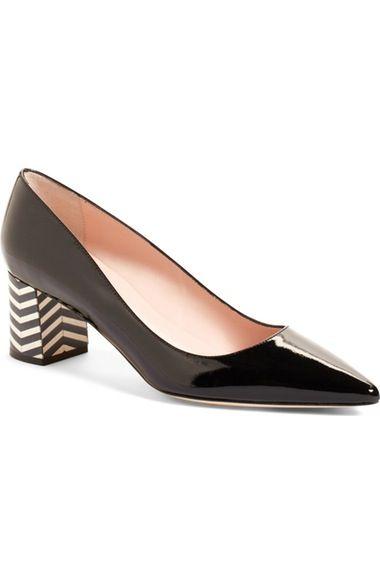 7834f09da39c KATE SPADE NEW YORK 'milan too' pointy toe pump (Women). #katespadenewyork # shoes #pumps