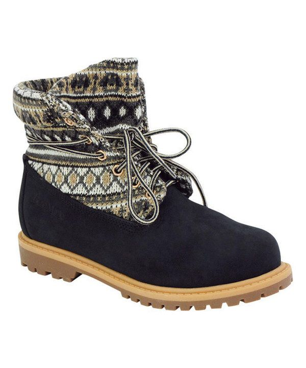 17bad35ff7f94c Look at this Bella Marie Black Denver Ankle Boot on  zulily today ...