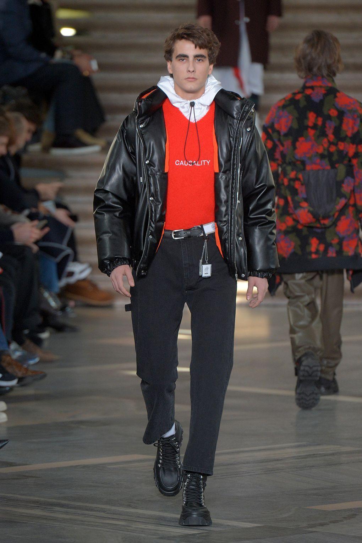 The menswear trends at Milan Menus Fashion Week AW  Milan