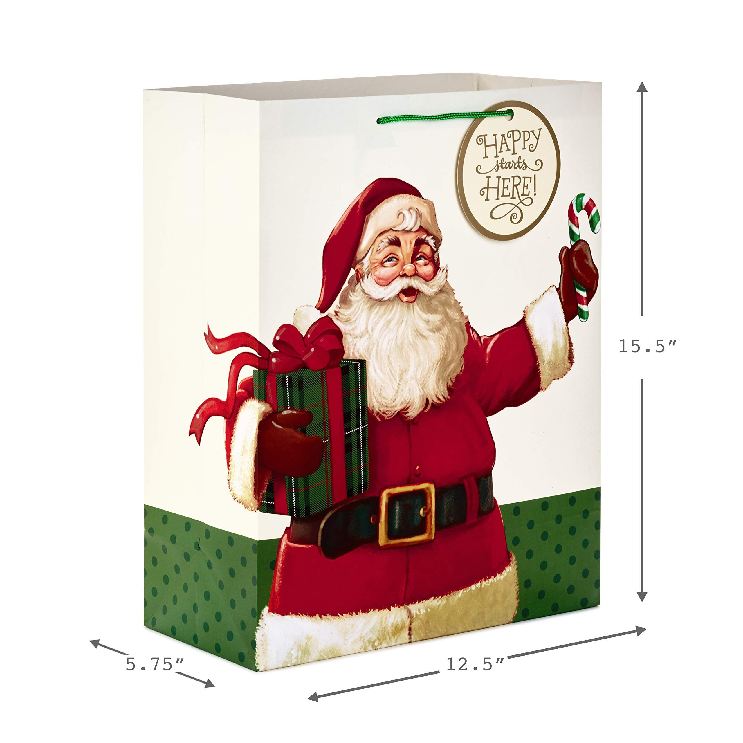 Hallmark All In One Christmas Gift Wrapping Set Traditional 3 Rolls Of Wrapping Paper 10 Assorted G Assorted Gift Christmas Gift Wrapping Hallmark Christmas