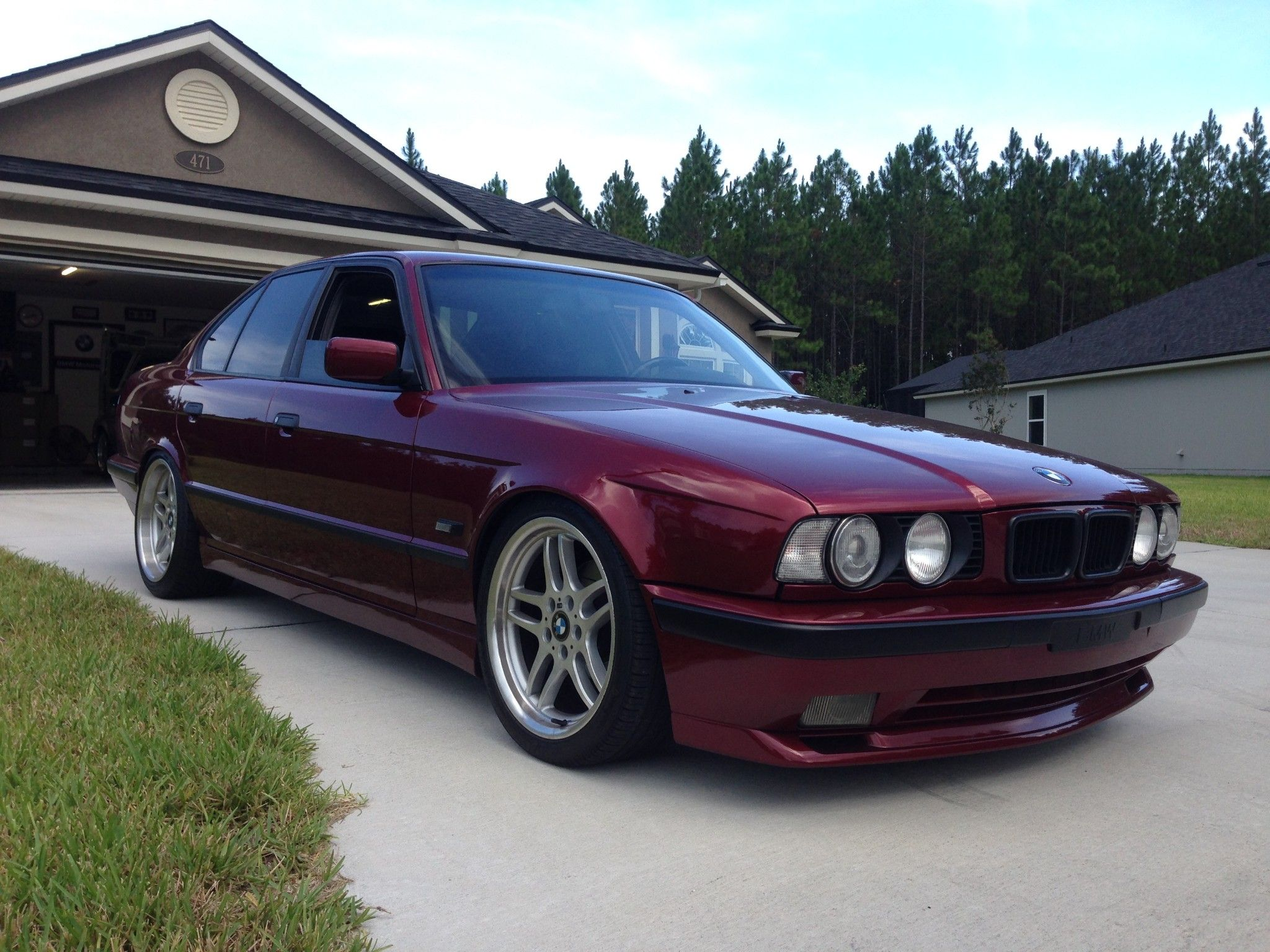 1995 Bmw 540i 6 Speed Bmw Bmw E34 Bmw Cars