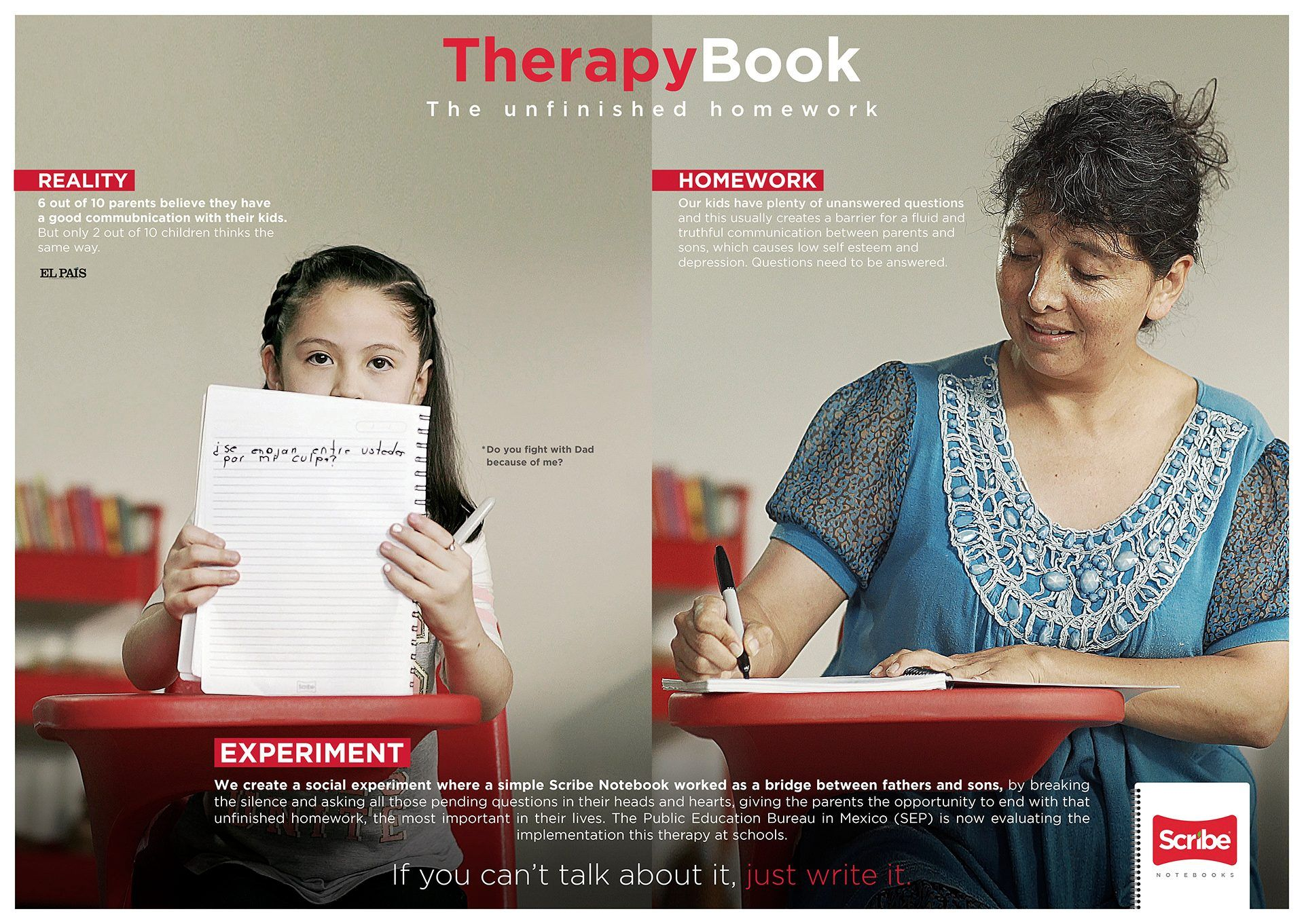 Therapy Book A Social Experiment That Solved The