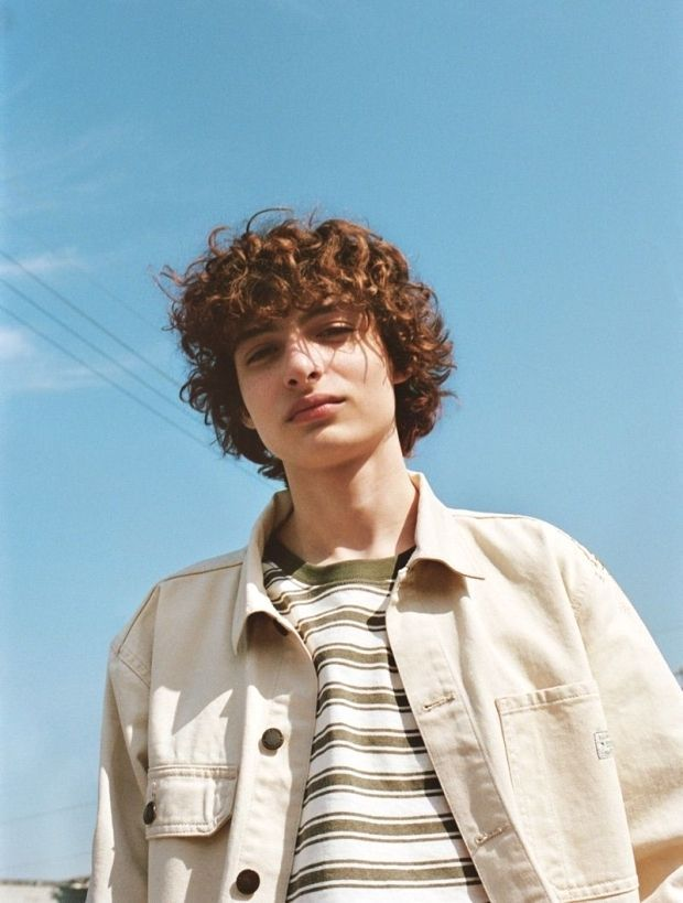 Finn Wolfhard Pull  Bear 2019 Capsule Collection