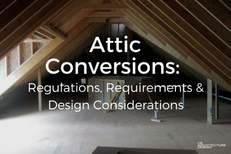 Modern Exterior Window Details Attic Conversion Attic Renovation Attic Design