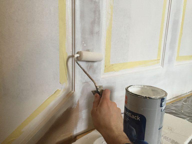 Wandvertafelung Selber Bauen Wandvertafelung Vertafelung Treppe Renovieren