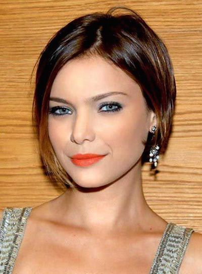 Image result for short hairstyles for thin straight hair | Possible ...