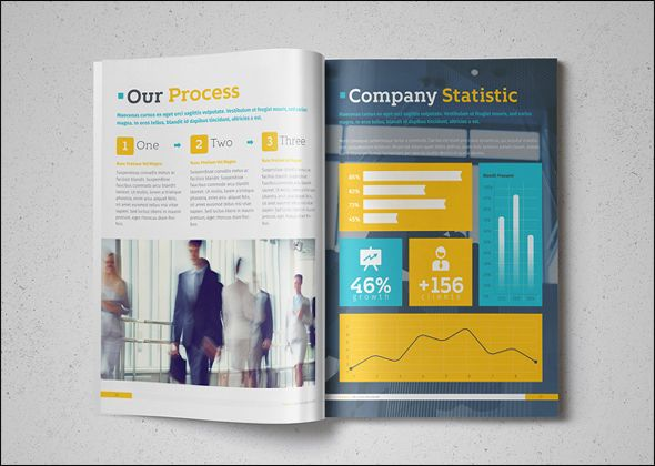 Free Professional Brochure Template PSD Designs Corporate - Professional brochure templates free