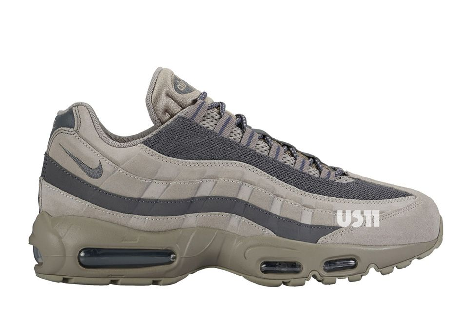 on sale 23105 16a02 Nike Air Max 95 (Autumn/Winter 2016 Preview | Street ...