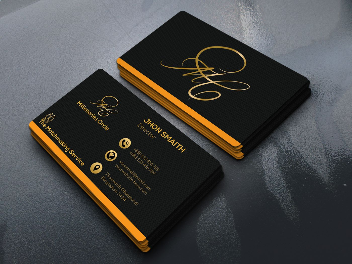 Check Out My Behance Project Business Card Https Www Behance Net Gallery Graphic Design Business Card Modern Business Cards Business Card Design Creative