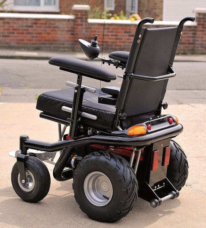 Electric Wheelchair all terrain Projects to Try Pinterest