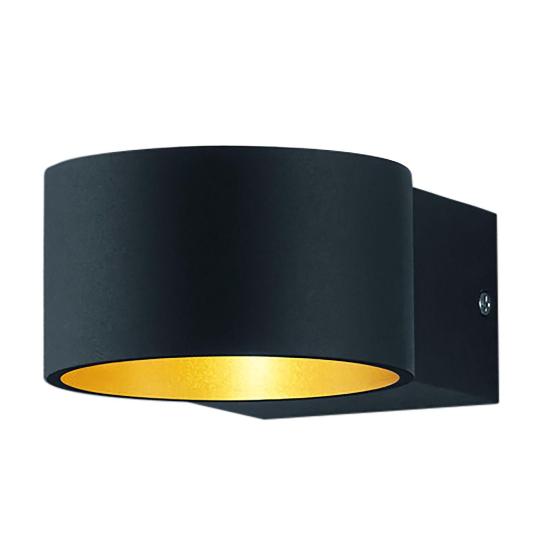 Deckenleuchte Melia 3 Lagen Deckenlampe Grau Braun Lampenwelt Dreifarbig Leuchte