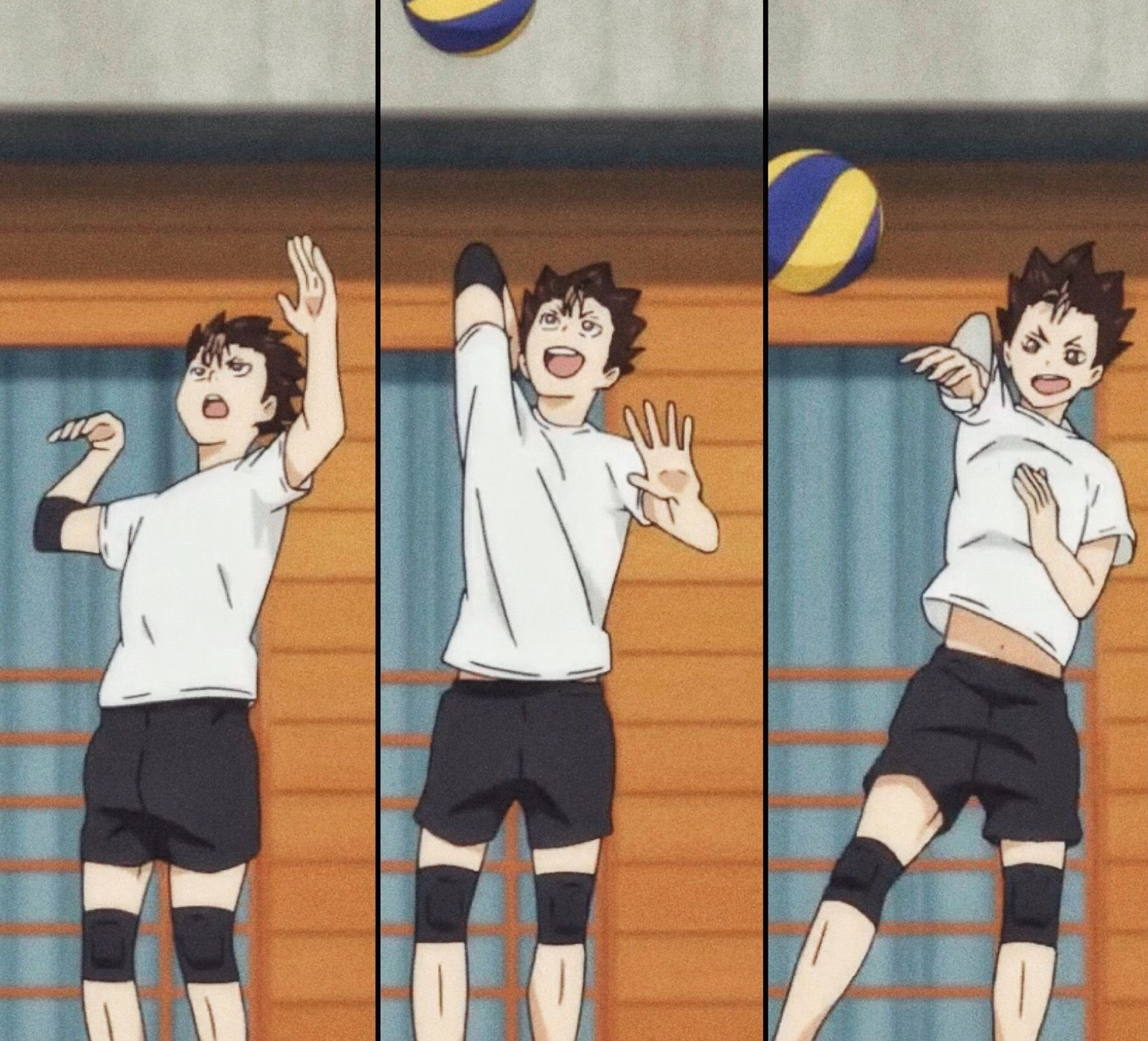 Why Does Nishinoya Seem To Have Shorts On Backwards In 2020 Nishinoya Haikyuu Nishinoya Nishinoya Yuu