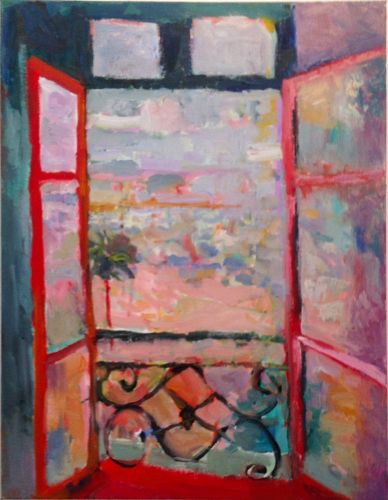 Henri's Window by Annie O\'Brien Gonzales