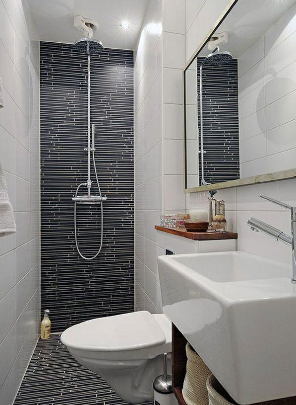 blog de decoração - Arquitrecos: Banheiros estreitos, soluções econômicas + Pesquisa de Mercado: Cubas
