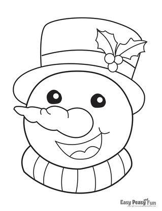 Christmas Coloring Pages Easy Peasy And Fun Christmas Coloring Pages Christmas Tree Coloring Page Printable Christmas Coloring Pages