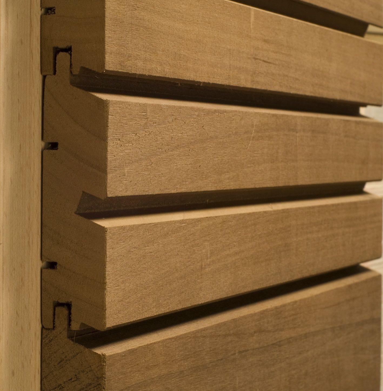 bardage en peuplier tht hydrofuge colabel pefc coteparc ducerf adeeb archi 39 s. Black Bedroom Furniture Sets. Home Design Ideas