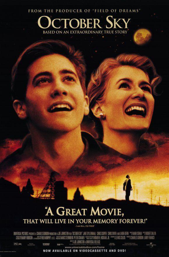 October Sky Family Movie Night October Sky Movie October Sky Family Movies