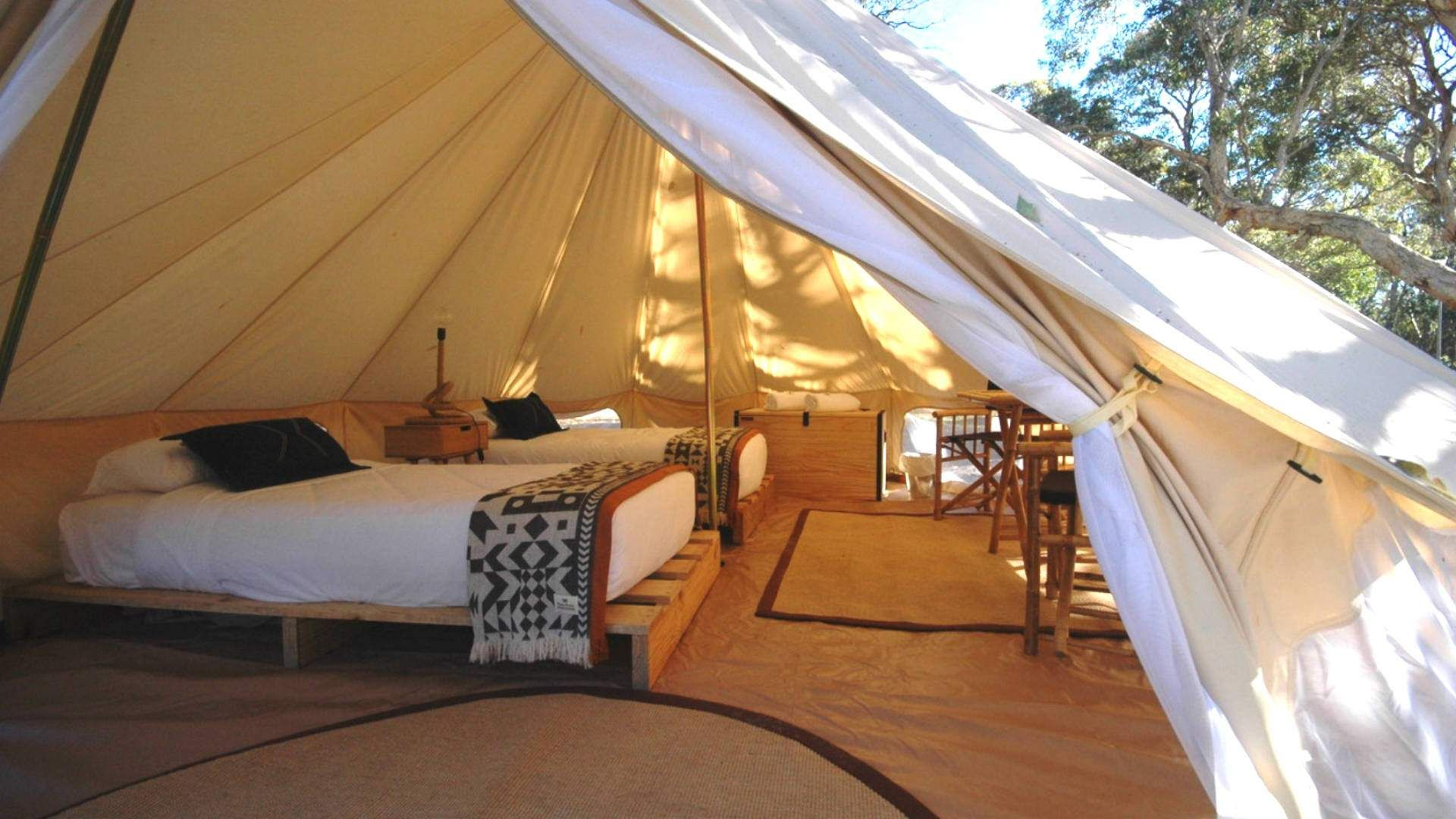Best Glamping Ideas Trailer , If you choose to use a tent