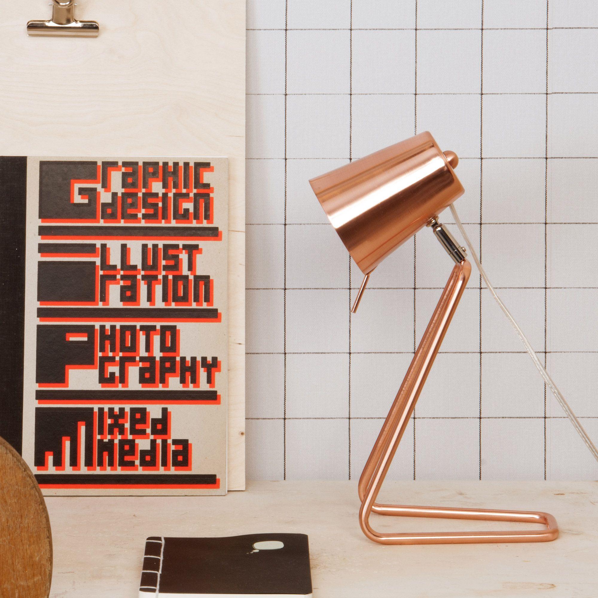 Résultat Supérieur 31 Luxe Lampe De Bureau Cuivre Galerie 2018 Gst3