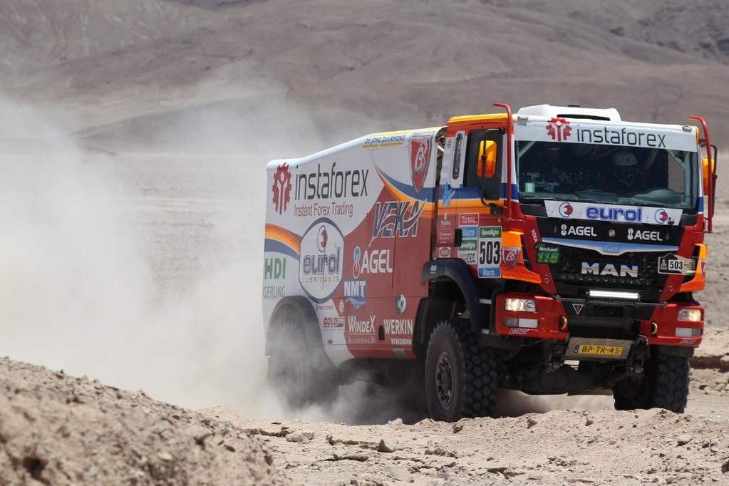 DAKAR RALLY on | Rally, 4x4 and Cars