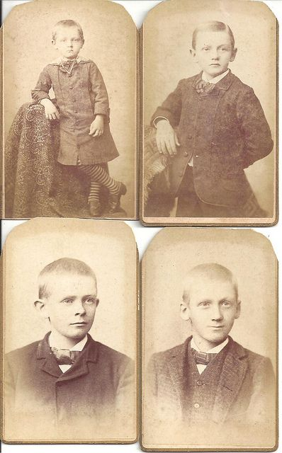 Brothers? Or The Same Boy? | Flickr - Photo Sharing!