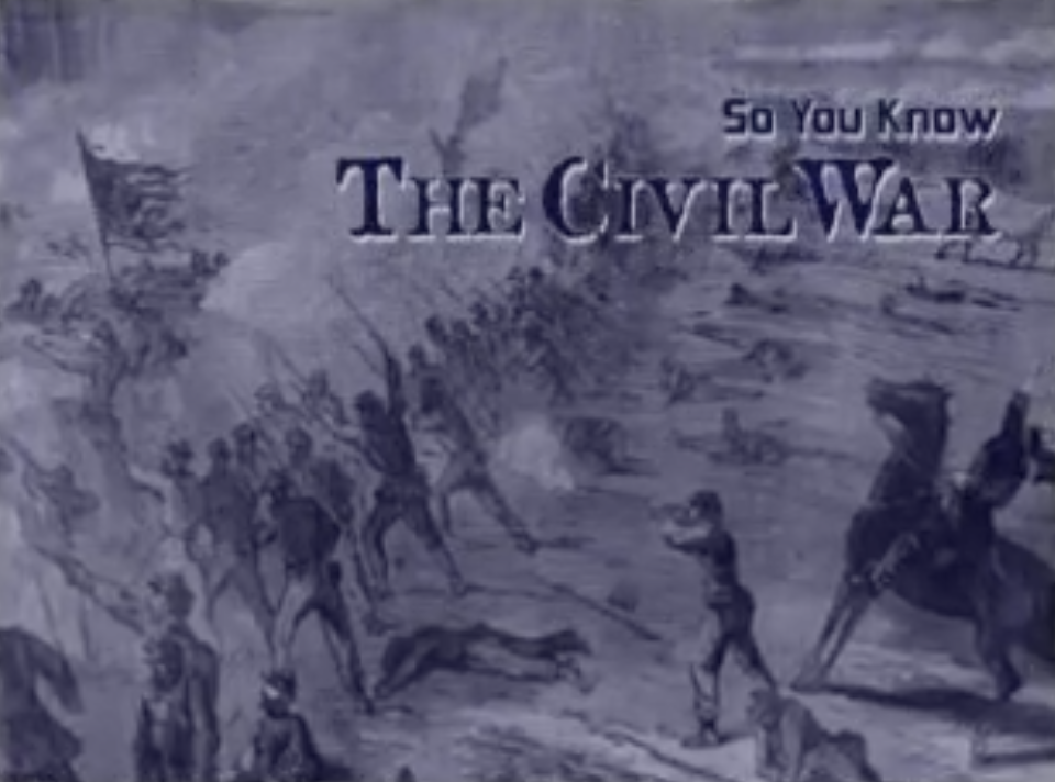 So You Know The Civil War Ohio History Connection No Other Period In Our Nation S History Has Captured Our Int Interactive Learning Ohio History Interactive