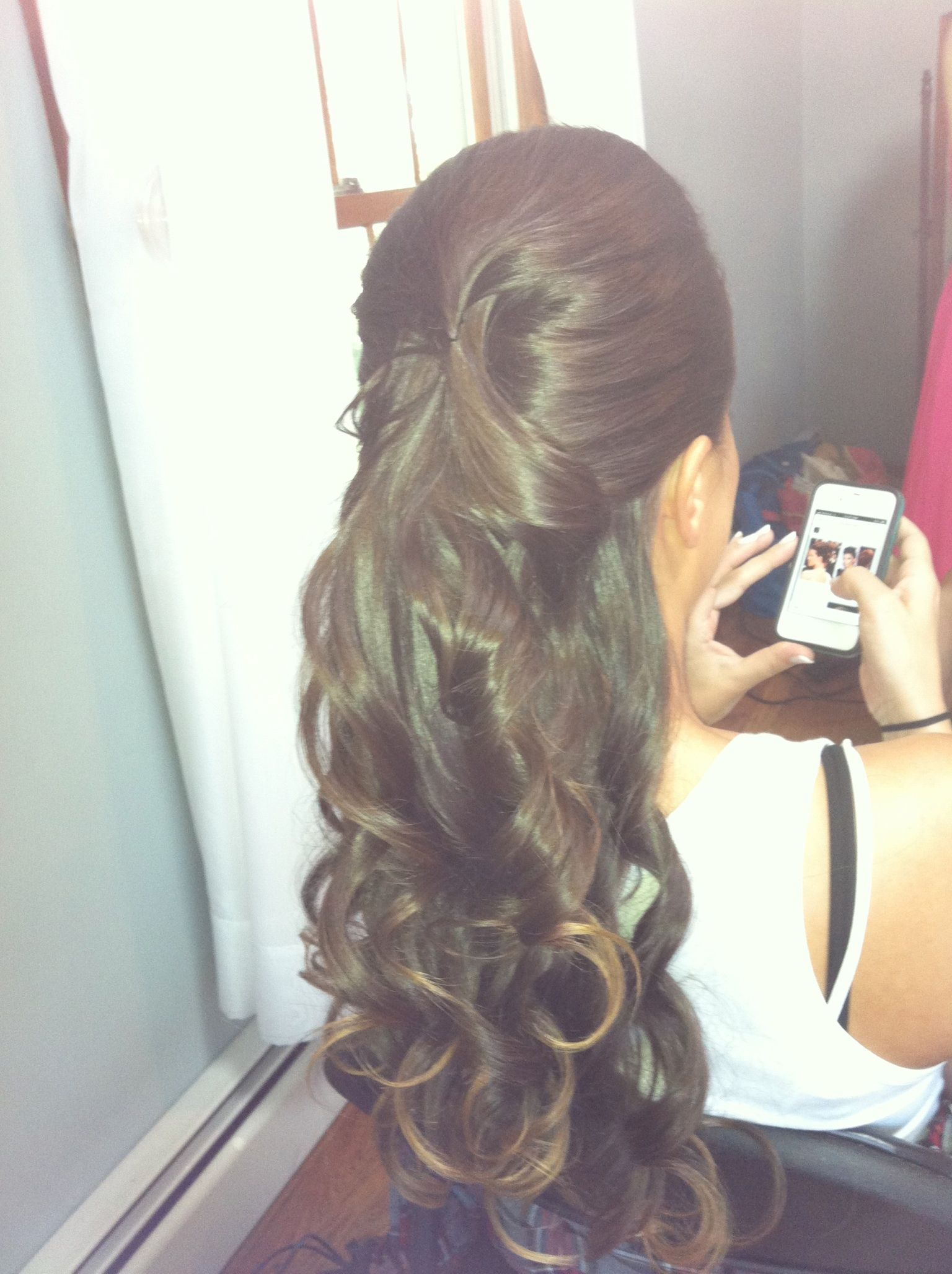 pin on wedding hairstyles , sweet 16 , proms , my creative