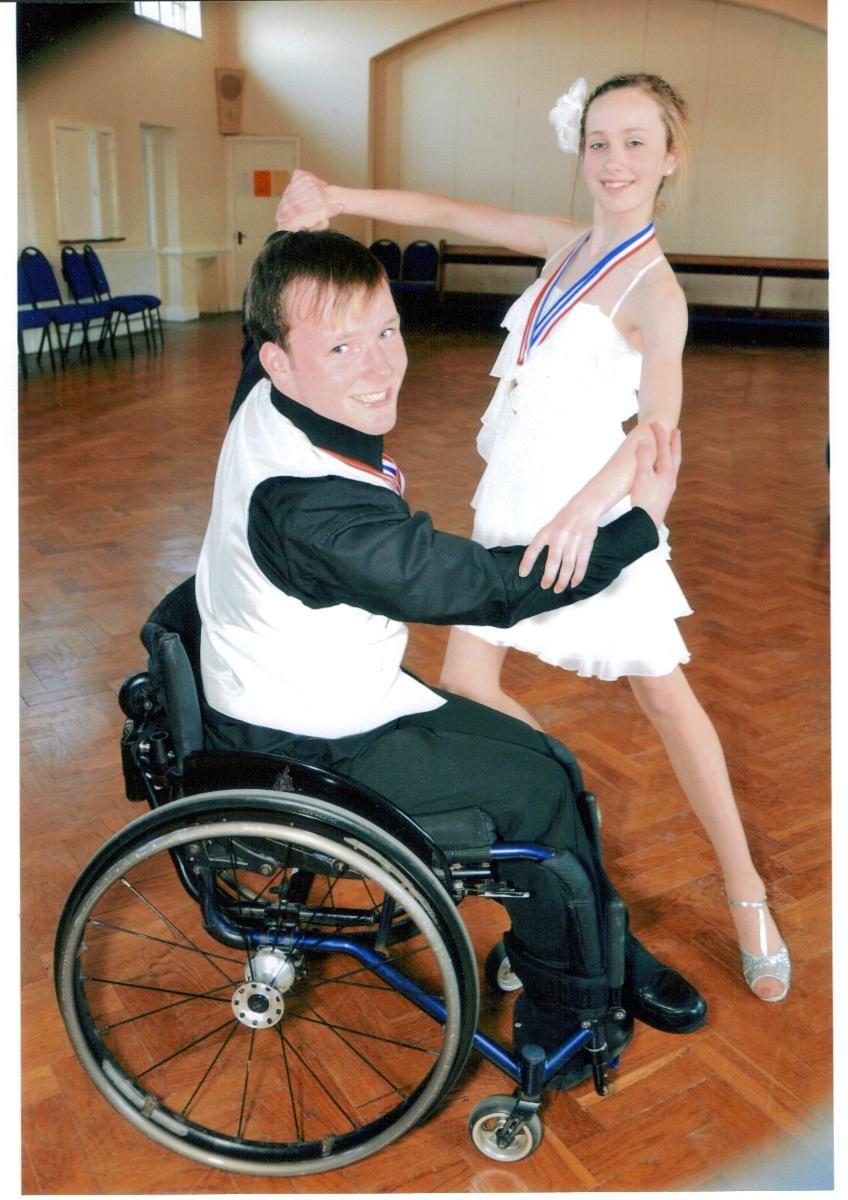 Thameside Wheelchair Dance Dance Music Sing Wheelchair
