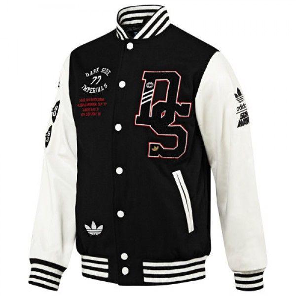 Dark Side Imperials Adidas Varsity Jacket in 2019   Adidas