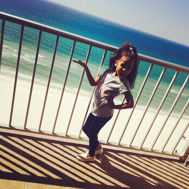 Beach life #kids
