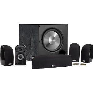 Polk Audio Tl 1900 Blackstone 5 1 Channel Home Theater Speaker System By Polk Audio 350 00 This Home Theater Speaker System Home Theater Speakers Polk Audio